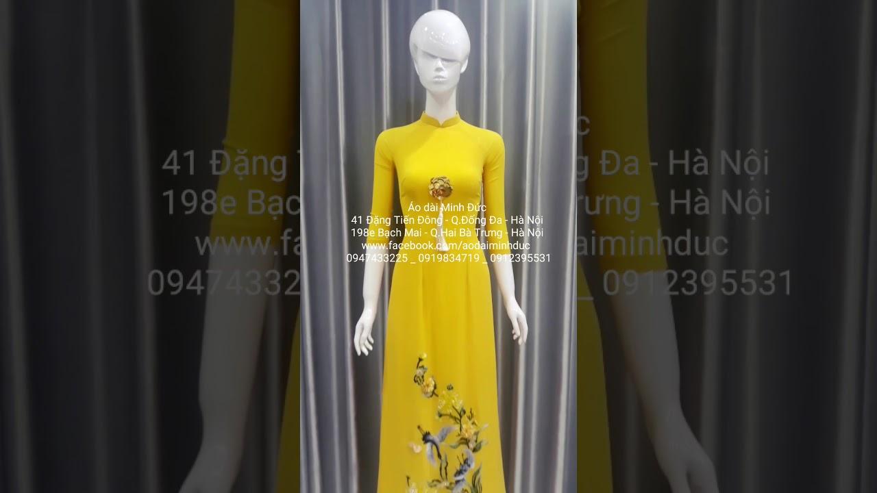 Top 7 địa chỉ mua vải áo dài đẹp và giá rẻ nhất Sài Gòn