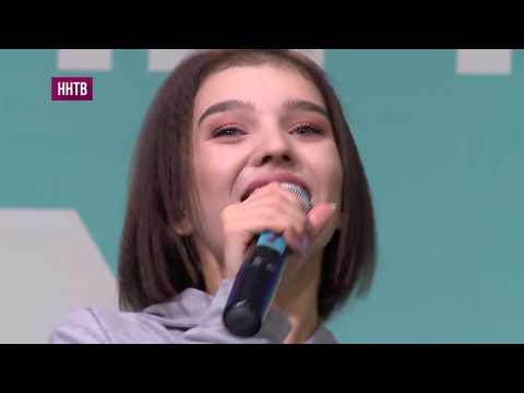 Отчетный концерт участников проекта «Детский МЕГАхит» состоялся в МЕГЕ Нижний Новгород