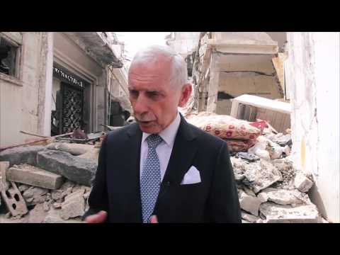 Syria: IOM Director General Swing Visits Homs