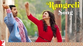 Rangreli Song | Daawat-e-Ishq | Aditya Roy Kapur | Parineeti Chopra