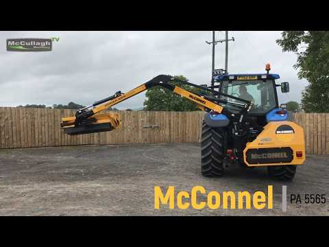 McConnel 5565 Hedge-cutter