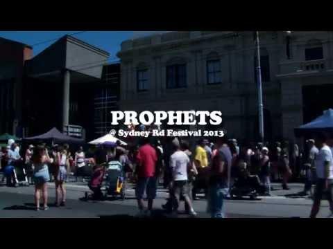 Prophets live @ Brunswick Music Festival 2013