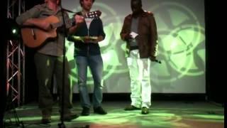 GERARD DELAHAYE LA BALLADE DES TROIS ROIS (Au Festival  Etonnants Voyageurs 2011)