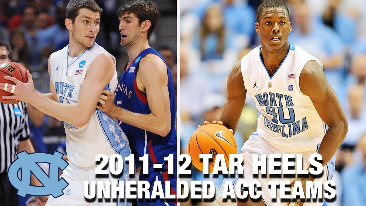 Video: 2011-12 UNC Men's Basketball - Unheralded ACC Teams