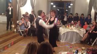 Свадьба.Оригинальный танец жениха и невесты. Румба