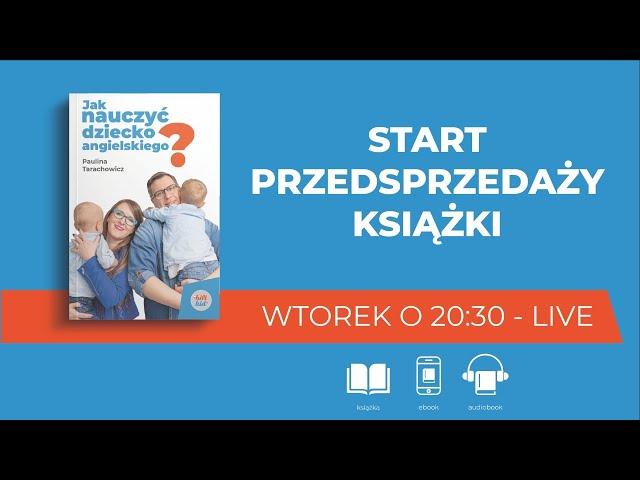 Start przedsprzedaży KSIĄŻKI