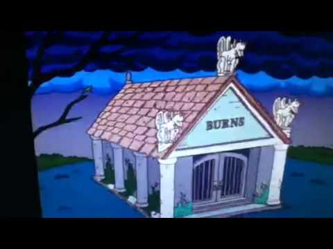 The Simpsons : Halloween Special XII
