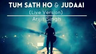 Agar Tum Saath Ho amp; Judaai Live Arijit Singh Unplugged Version bollywood songs