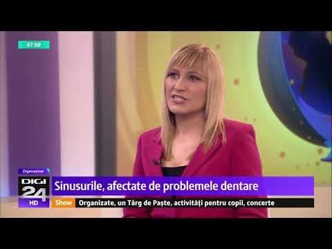 Cum se trateaza corect sinuzita maxilara