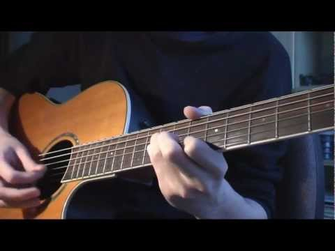 Poets of the fall - Carnival of Rust - guitar cover (Acoustic)