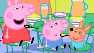 Peppa besucht Australien | Cartoons für Kinder | Peppa Wutz Neue Folgen