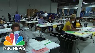 Georgia Voters React To Election Recount Cementing Biden Victory | NBC News NOW