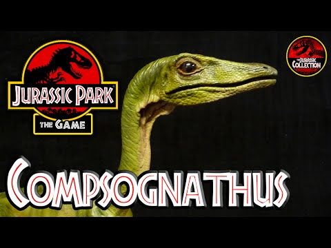 Jurassic Park: The Game | COMPSOGNATHUS | Behind the Scenes