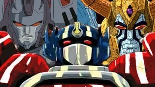 Transformers Armada: Megatron&Unicron Boss Battle (PS2)