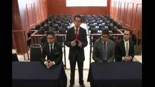 AUDIENCIA INICIAL (FIAT IUSTITIA) CONCURSO ABAROLI-INACIPE 2015