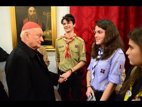 Cardinalul Lucian: De nimenea să nu vă temeți, numai de Domnul!