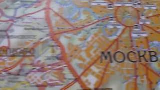 Смотрим на огромную карту Московской Области(Смотрим на огромную карту Московской Области 20160725 091157., 2016-08-21T07:36:10.000Z)