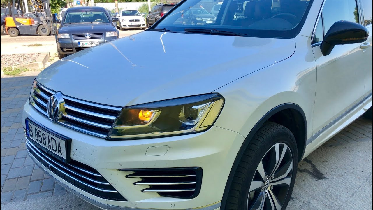 How to enable Horn Confirmation/Beep horn coding with VCDS on (VW Touareg  7P Facelift 3 0 TDI)
