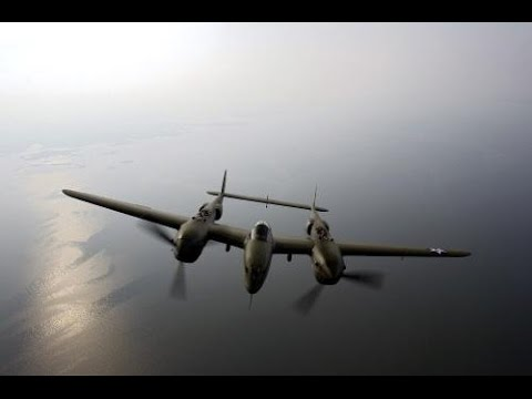 P-38 LIGHTNING DOCUMENTARY