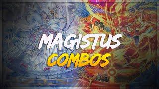 Magistus Combos ft. INSANE Support   HUGE Floodgate & Negates !