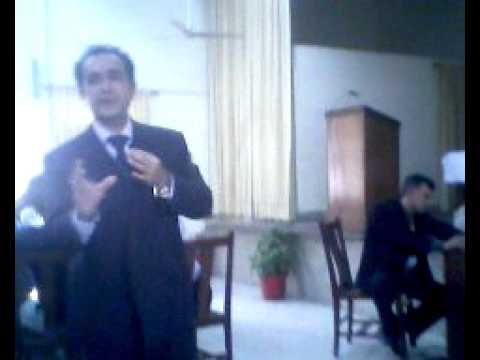 Dr. Iqbal Afridi, Lecture on Behavioral changes.avi