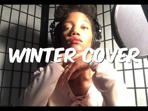 Winter - Khalid Cover | Kristina Sharpe