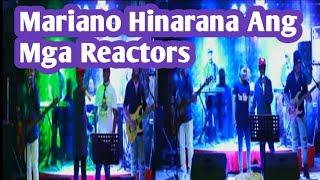 Mariano Pinaiyak Ang Mga Reactors Ng Sy Sa Performance Niya