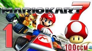 MARIO KART 7 (ONLINE) - MK8 Countdown - Mario Kart 7 / 8