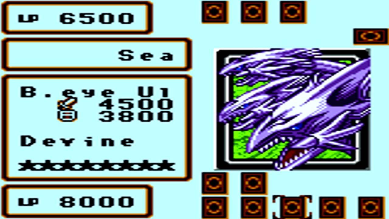 Resultado de imagen de Yu-Gi-Oh Dark duel stories GBC