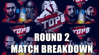 TOP 8 ROUND 2 CHINA BREAKDOWN (Was it HOW it looked? Vitaly VS Levan in FINALS!)