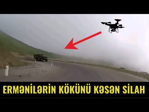 Ərdoğanın Qarabağa Göndərdiyi ƏN GÜCLÜ SİLAH - BAYRAKTAR