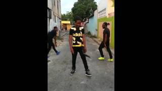 Mavado : we set the trend ft Ja Blackstar dance squad