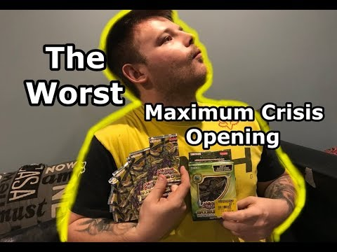 The WORST Maximum Crisis Opening You Will See