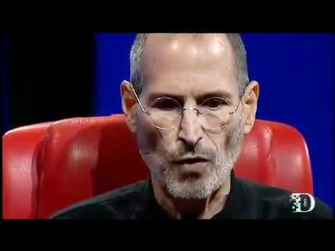 Steve Jobs: Stylus