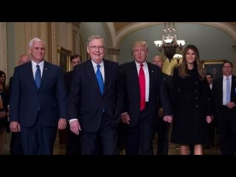 Will Trump face GOP resistance on campaign promises?