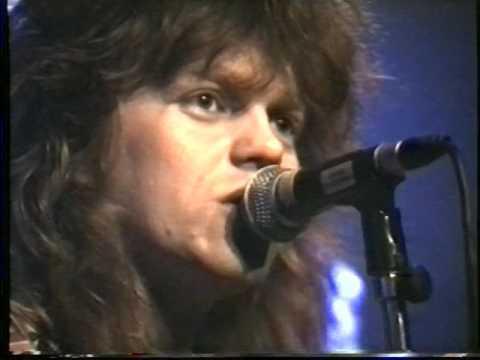 26 12 1989  Kee Marcello Midwinter Blues Festival, Umea, Sweden