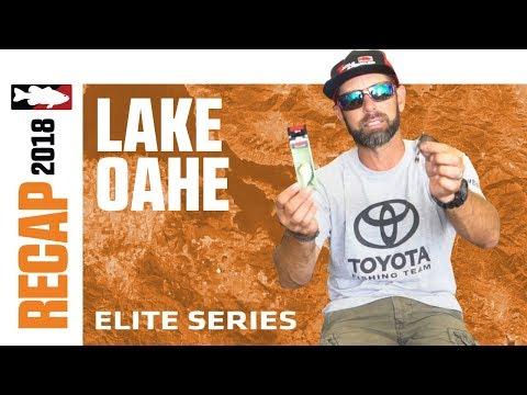 "Michael ""Ike"" Iaconelli's 2018 Elite Series Lake Oahe Recap"