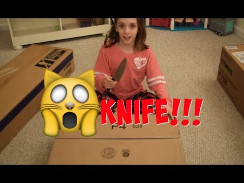 Unboxing 1st Birthday Gift!
