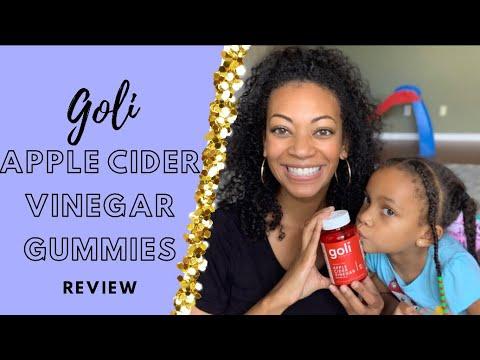 apple-cider-vinegar-gummies??-|-goli-review-|-jessika-fancy