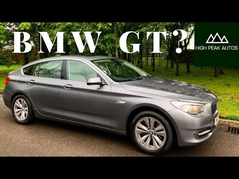 Should You Buy a BMW 5 Series GT (530d Gran Turismo Review & Test Drive)