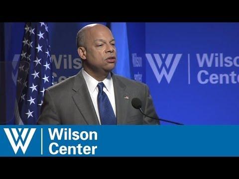 A Conversation With Secretary Of Homeland Security Jeh Johnson