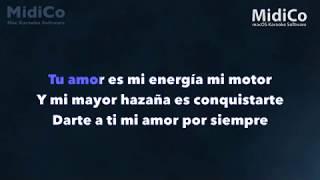 Mi Vida Sin Ti - Jesús Adrián Romero KARAOKE