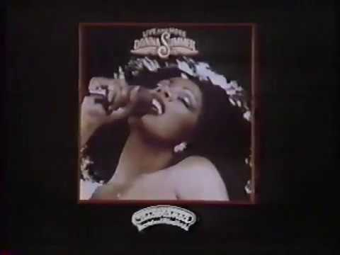 Donna Summer 1978  And More Album Commercial