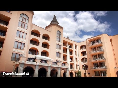 Aparthotel Palazzo II.*** Slnečné pobrežie - Bulharsko (Travel Channel Slovakia)