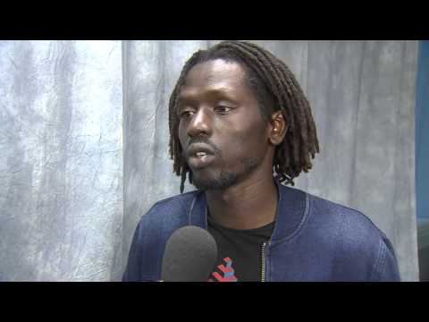 Interview with South Sudanese musician Emmanuel Jal