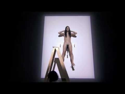 YOZMIT HBO segment from Marina Abramovic*s 'The Artist is Present' (MoMA)