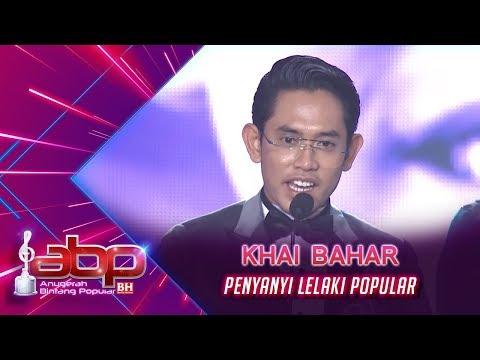 Khai Bahar - Penyanyi Lelaki Popular | #ABPBH31