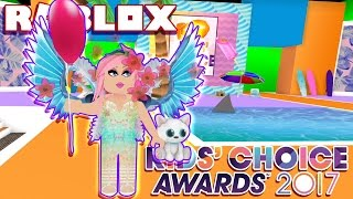 Must Dress My BEST!! - Roblox Fashion Frenzy - Nickelodeon Kids Choice Awards - DOLLASTIC PLAYS!