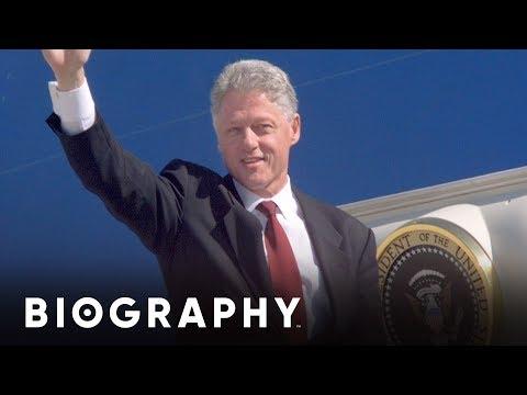 Bill Clinton - The United States 42nd President | Mini Bio | Biography