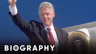 Bill Clinton - The United States' 42nd President | Mini Bio | Biography